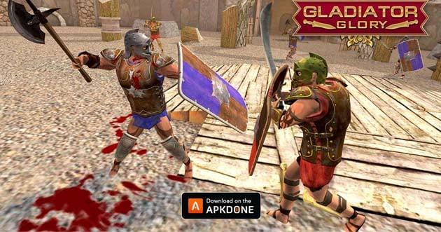 Gladiator Glory poster