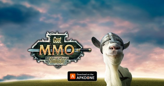 Goat Simulator MMO poster