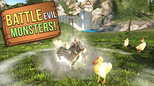 Goat Simulator MMO screenshot 1