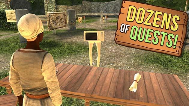 Goat Simulator MMO screenshot 2