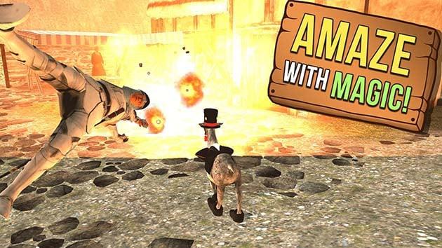 Goat Simulator MMO screenshot 3