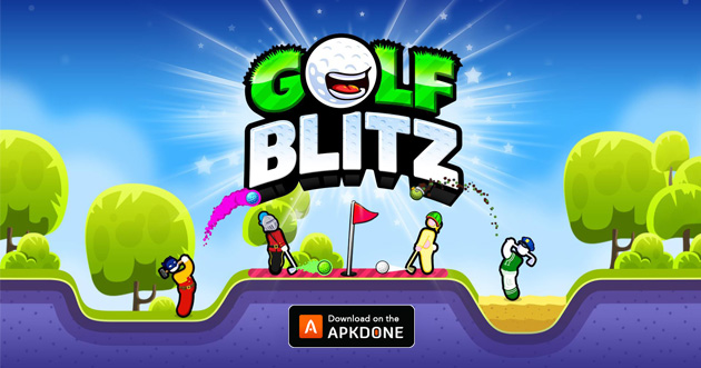 Golf Blitz poster