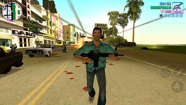 Grand Theft Auto Vice City screenshot 2