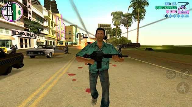 Grand Theft Auto Vice City screenshot 2