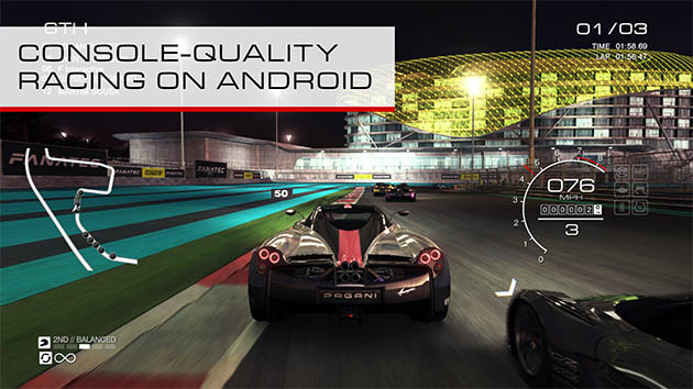 GRID Autosport screenshot 1