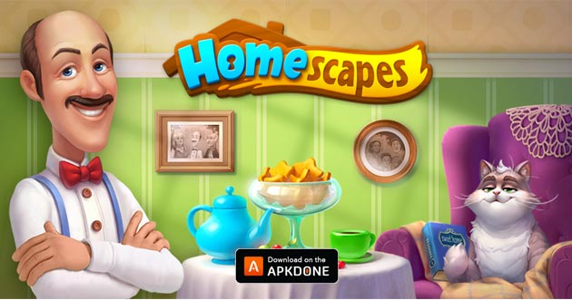 Homescapes poster
