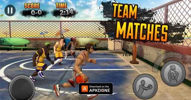 Jam League Basketball poster