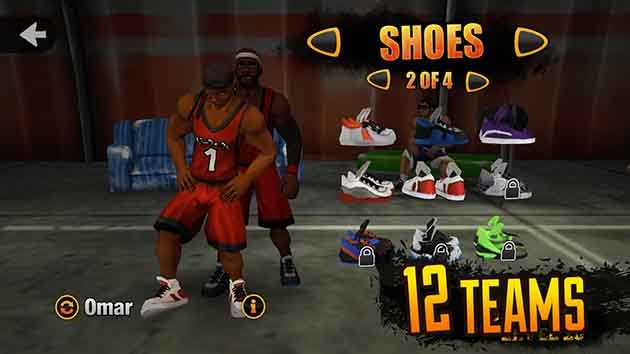 Jam League Basketball screenshot 3