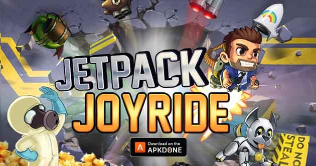 Jetpack Joyride poster