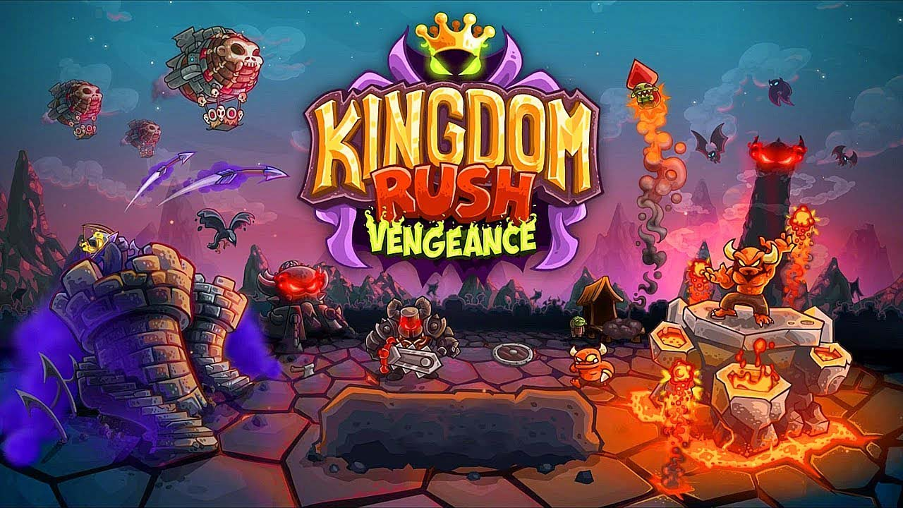 Kingdom Rush Vengeance poster