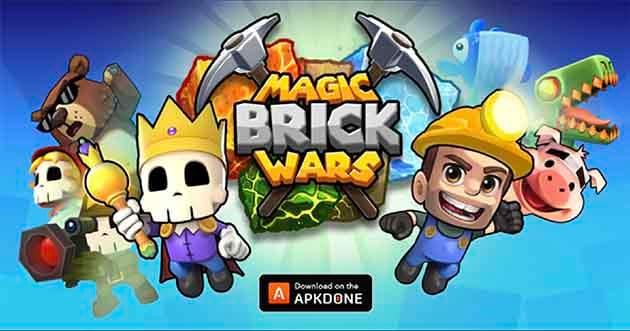 Magic Brick Wars poster