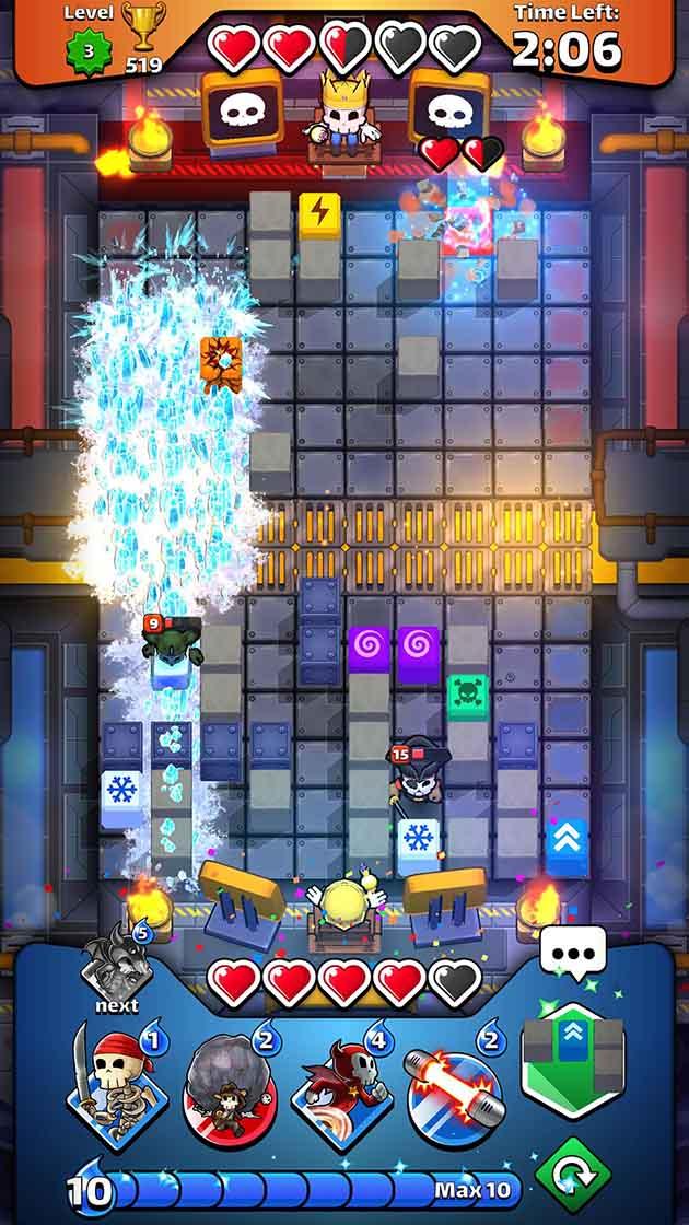 Magic Brick Wars screenshot 3