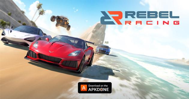 Rebel Racing poster
