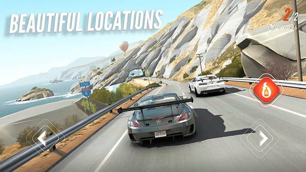 Rebel Racing screenshot 3