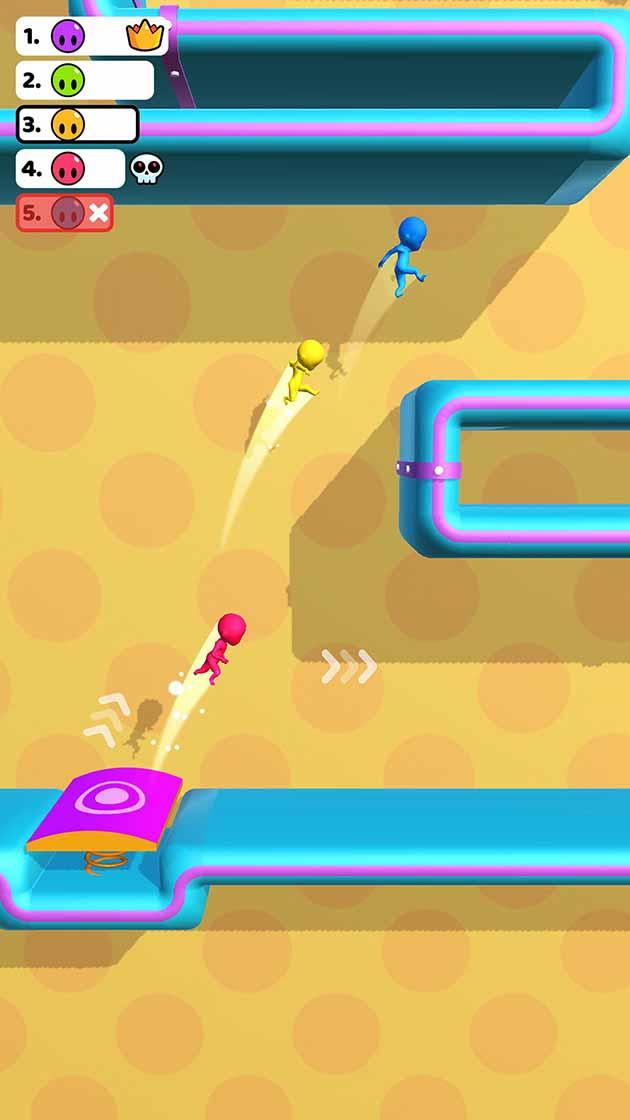 Run Race 3D screenshot 1
