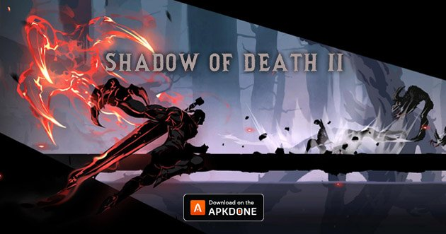 Shadow of Death 2 poster