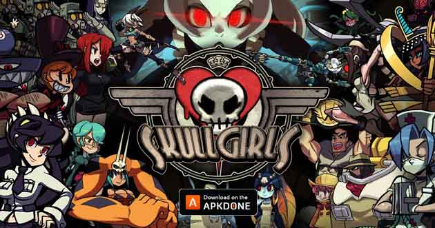 Skullgirls poster