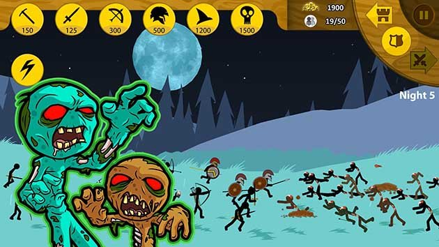 Stick War Legacy Mod Apk 2020 2 29 Download Unlimited Gems For Android