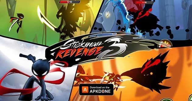 Stickman Revenge 3 poster