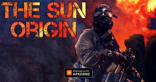 The Sun Origin poster