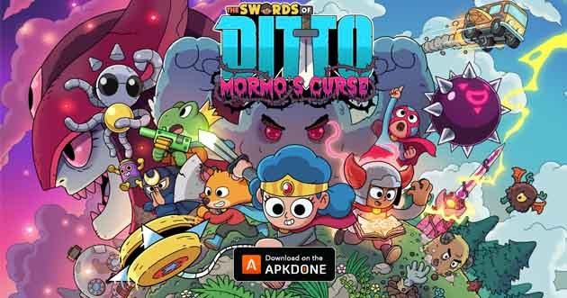 The Swords of Ditto poster