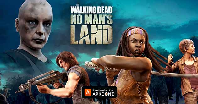 The Walking Dead No Man S Land Mod Apk Obb V3 15 0 326 Download