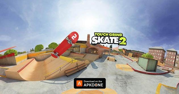 Touchgrind Skate 2 poster