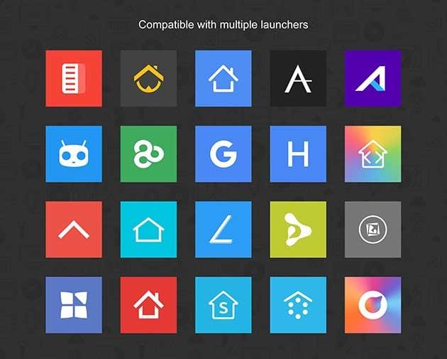 TouchWiz Icon Pack screenshot 3