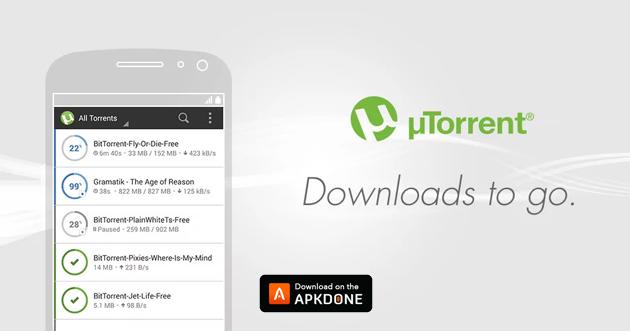 uTorrent Pro poster