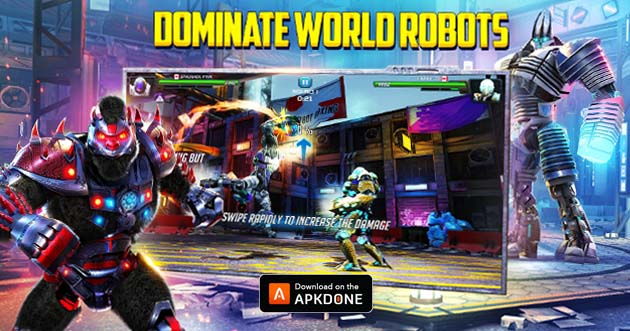 World Robot Boxing 2 cover