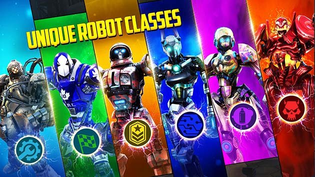 World Robot Boxing 2 screenshot 1