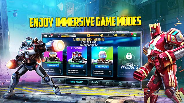 World Robot Boxing 2 screenshot 2