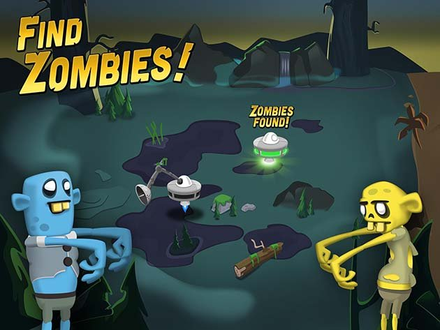 Zombie Catchers screenshot 3