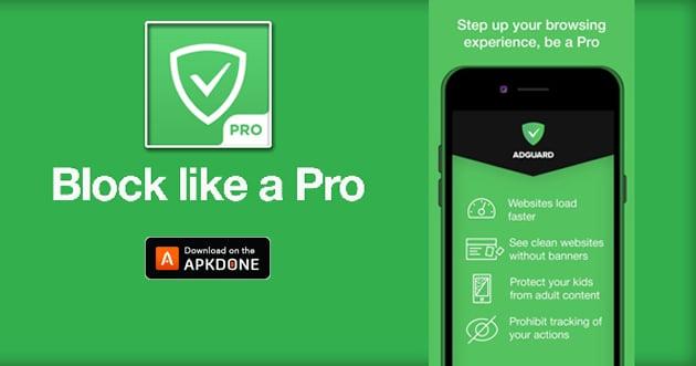 Adguard Premium poster