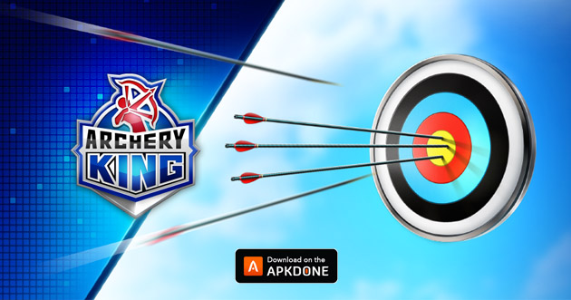Archery King poster