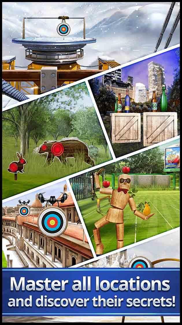 Archery King screenshot 2