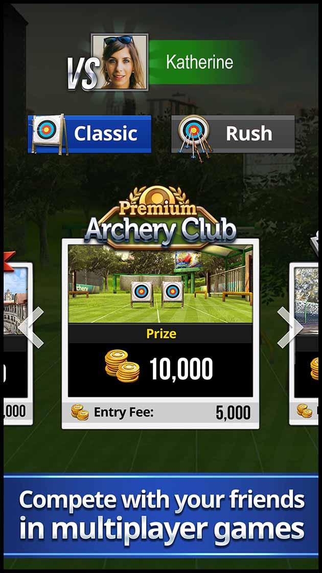 Archery King screenshot 3