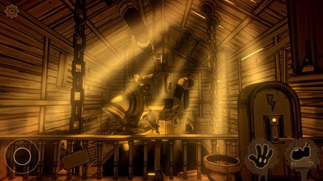 Bendy and the Ink Machine screenshot 1