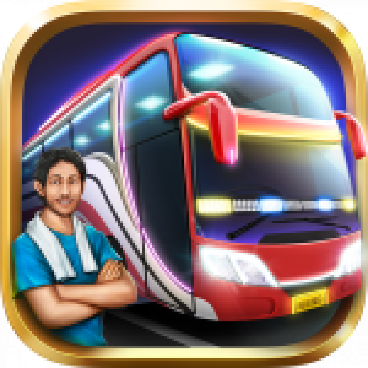 Bus Simulator Indonesia Mod Apk 3 5 Download Unlimited Money
