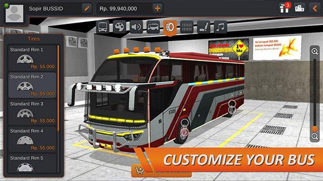 Bus Simulator Indonesia screenshot 3
