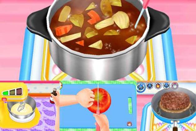 Cooking Mama screenshot 1