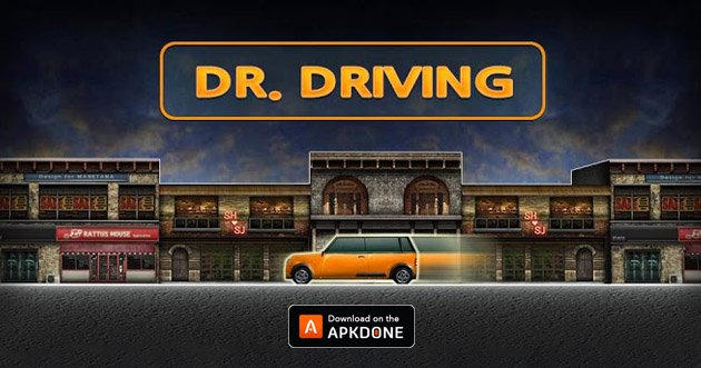 Dr. Driving poster