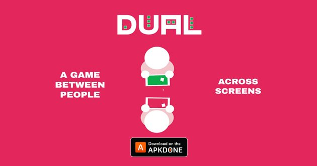 DUAL android game poster