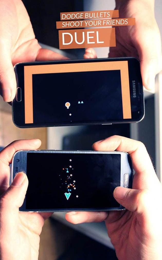 DUAL game screenshot 1