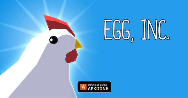 Egg Inc poster