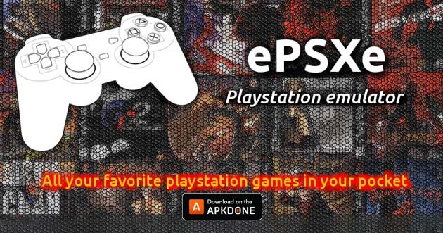 ePSXe for Android poster