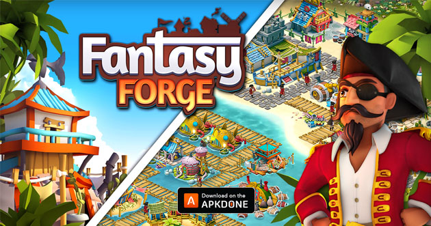 Fantasy Forge poster