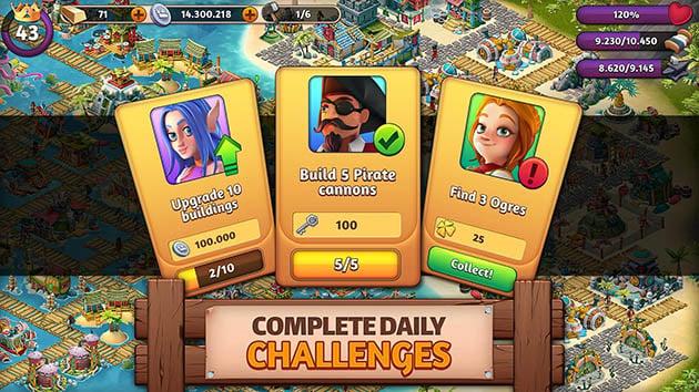 Fantasy Island Sim screenshot 3