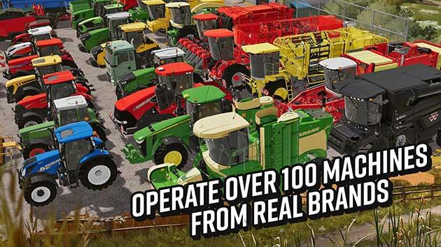 Farming Simulator 20 screenshot 2