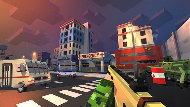 FreeCraft Zombie Apocalypse screenshot 3